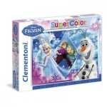 Puzzle  Clementoni-26917 The Snow Queen