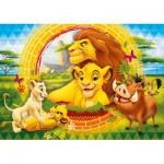 Puzzle  Clementoni-26923 The Lion King