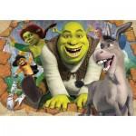 Puzzle  Clementoni-26945 Shrek