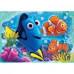 Puzzle  Clementoni-26955 Finding Dory