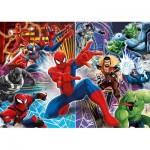 Puzzle  Clementoni-26967 Spider-Man