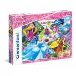 Puzzle  Clementoni-26980 Disney Princess