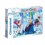 Puzzle  Clementoni-26981 Frozen