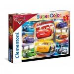 Puzzle  Clementoni-26983 Cars 3