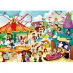 Puzzle  Clementoni-26991 Luna Park