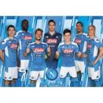 Clementoni-27137 SSC Napoli 2020 Supercolor Puzzle
