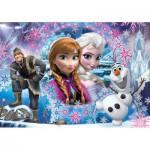 Puzzle  Clementoni-27248 The Snow Queen
