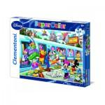 Puzzle  Clementoni-27884 Disney Family