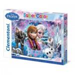 Puzzle  Clementoni-27913 The Snow Queen
