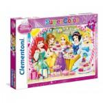 Puzzle  Clementoni-27914 Disney Princess