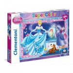 Puzzle  Clementoni-27916 Cinderella