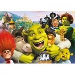 Puzzle  Clementoni-27943 Shrek