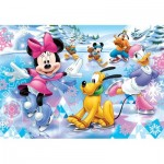 Puzzle  Clementoni-27953 Minnie Mouse