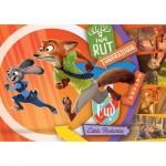 Puzzle  Clementoni-27968 Disney Zootropolis