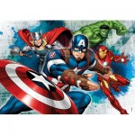 Puzzle  Clementoni-27973 Marvel Avengers