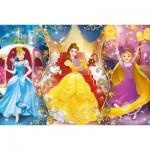 Puzzle  Clementoni-27983 Disney Princess