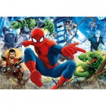 Puzzle  Clementoni-27988 Spider-Man