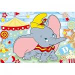 Puzzle  Clementoni-28501 XXL Pieces - Dumbo