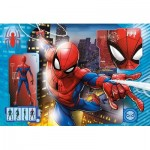 Puzzle  Clementoni-28507 XXL Pieces - Spiderman
