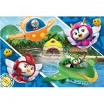 Puzzle  Clementoni-28514 XXL Pieces - Top Wing
