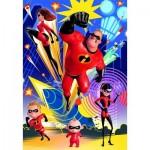 Puzzle  Clementoni-29056 Disney Pixar - The Incredibles 2