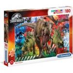 Puzzle  Clementoni-29106 Jurassic World