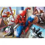 Puzzle  Clementoni-29302 Supercolor Spiderman