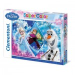 Puzzle  Clementoni-29711 The Snow Queen