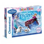 Puzzle  Clementoni-29712 The Snow Queen