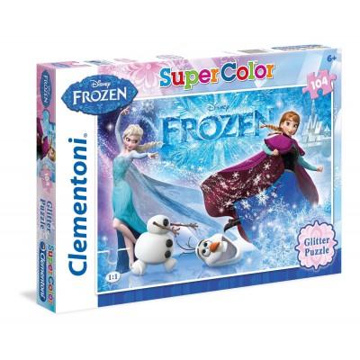 Puzzle Clementoni-29712 The Snow Queen
