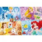 Puzzle  Clementoni-29740 Disney Princess