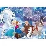 Puzzle  Clementoni-29741 Frozen