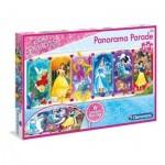 Puzzle  Clementoni-29750 Disney Princess