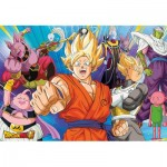 Puzzle  Clementoni-29755 Supercolor Dragon Ball
