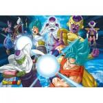 Puzzle  Clementoni-29762 Dragon Ball