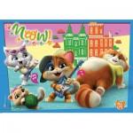 Puzzle  Clementoni-29763 44 Cats