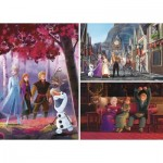 3 Puzzles - Frozen 2