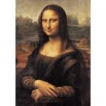 Clementoni-30363 Jigsaw Puzzle - 500 Pieces : Mona Lisa