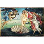 Clementoni-31430 Jigsaw Puzzle - 1000 Pieces - Botticelli : The Birth of Venus