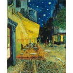 Clementoni-31470 Jigsaw Puzzle - 1000 Pieces - Van Gogh : Cafe Terrace at Night