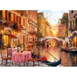 Puzzle  Clementoni-31668 Venice
