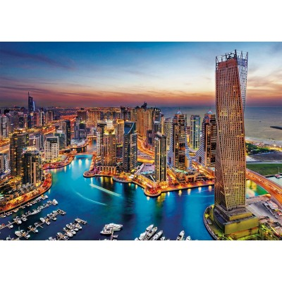 Puzzle Clementoni-31814 Dubai Marina