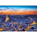 Puzzle  Clementoni-31815 Paris View