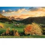 Puzzle  Clementoni-33545 The Alps