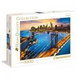 Puzzle  Clementoni-33546 New York