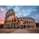 Puzzle  Clementoni-33548 Coliseum Sunrise