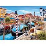 Puzzle  Clementoni-35026 Venice