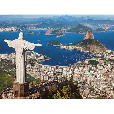 Puzzle Clementoni-35032 Rio de Janeiro