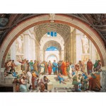 Puzzle  Clementoni-35043 Raphael : The School of Athens