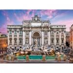 Puzzle  Clementoni-35047 Trevi Fountain
